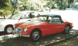 1960 MGA - the best worst car I've owned.