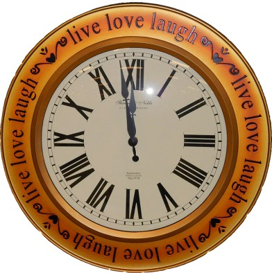 Time is What You Have