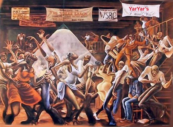 Black Folks Dancing_Club Alabam Style