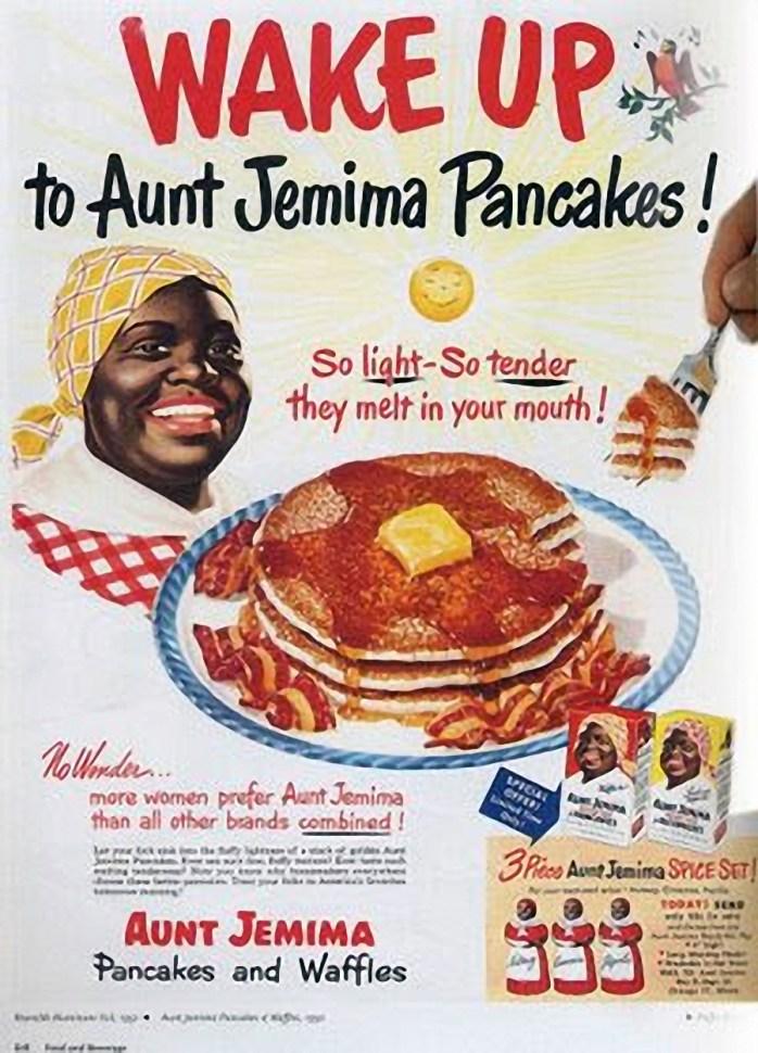 Auntie Jemima Pancakes