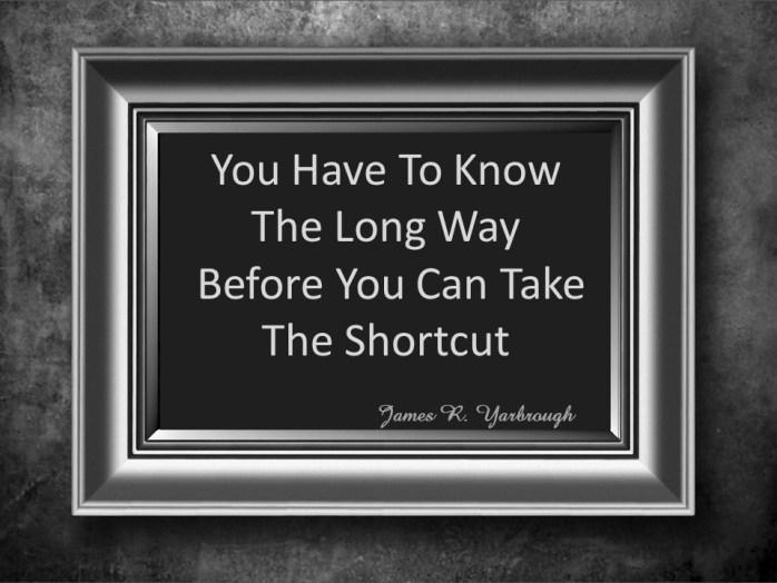 The Shortcut 7-2-15