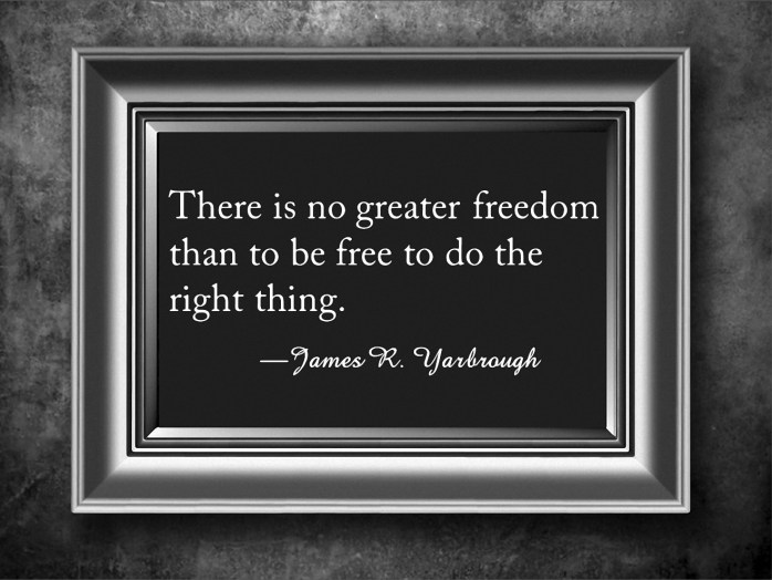 No Greater Freedom 2-12-16