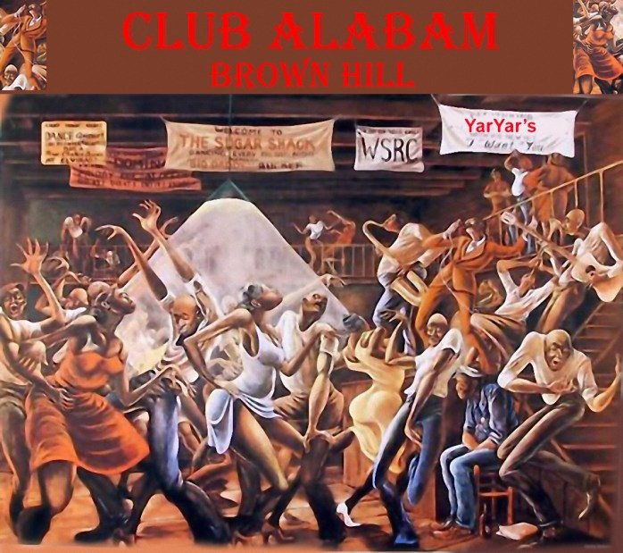 Club Alabam Folks on The Floor