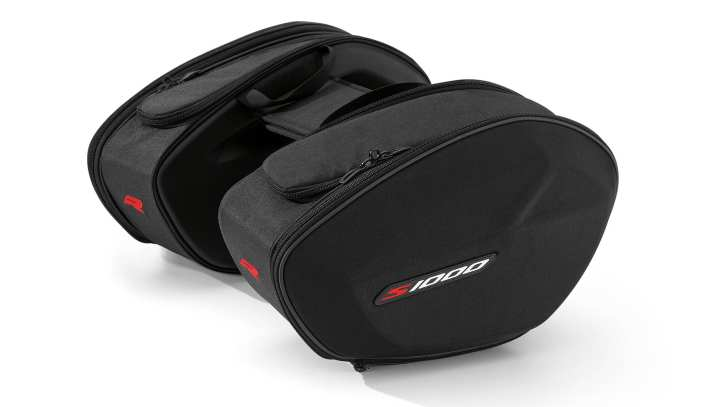 BMW panniers for the S1000R and S1000RR