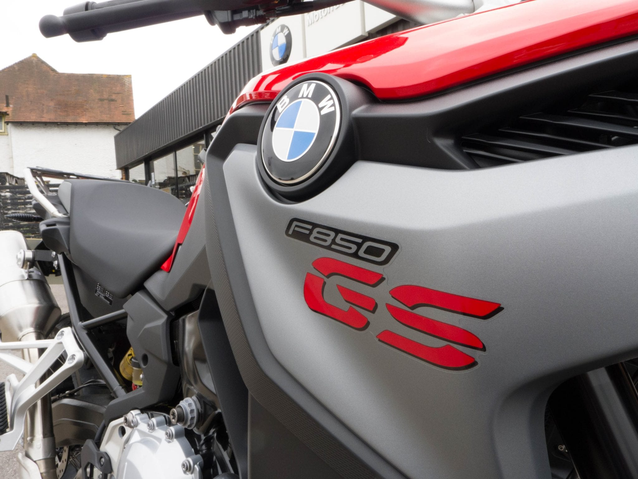 BMW F850GS F850GS side panels