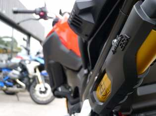 BMW F850GS Dynamic ESA
