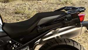 BMF F750GS seat