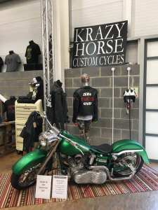 Krazy Horse Custom Bike