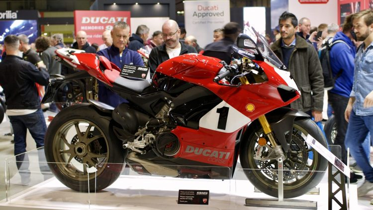Ducati at Motorcycle Live 2019