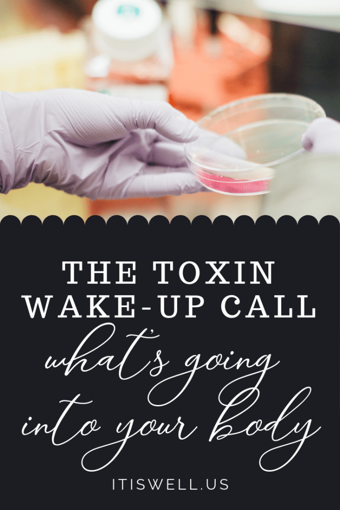 The Toxin Wake-Up Call