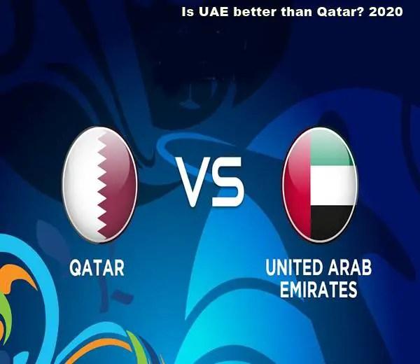 UAE vs Qatar