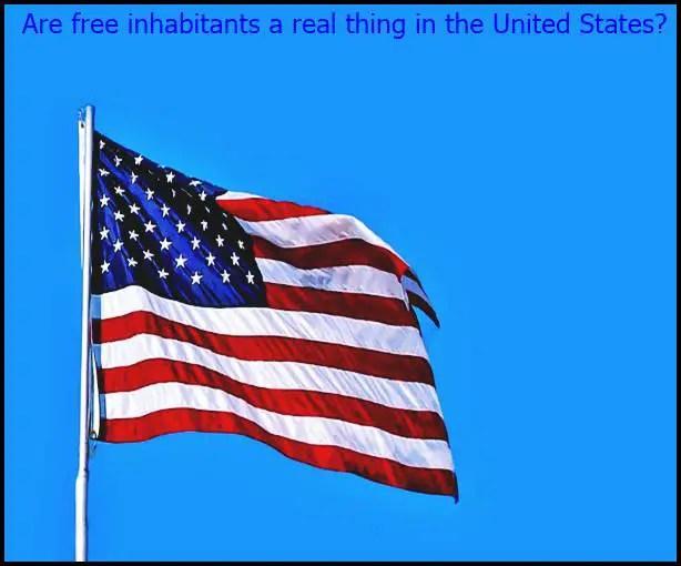 free inhabitants