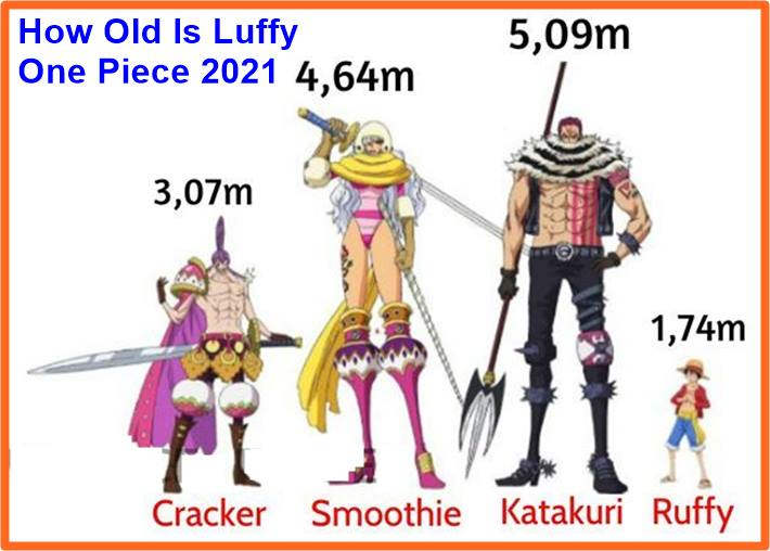 05/06/2018· so, if you want to know whether luffy ages well, you can check out the artwork below. How Old Is Luffy One Piece At 40 And 60 Years Old 2021 Straw Hat Crews
