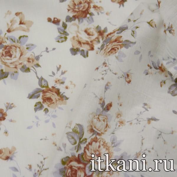 Ткань Хлопок принтованный производитель Китай артикул 4138 купить в розницу и ...