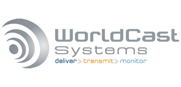 WorldCast Systems Logo