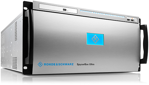 Rohde & Schwarz Spycerbox Ultra storage product image