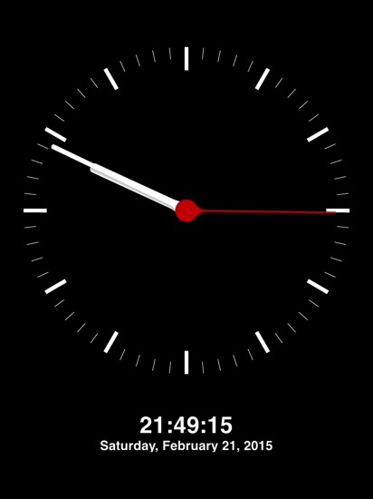 IMG ipad clock setting 6