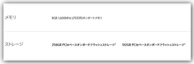 150405 macbook memory ssd