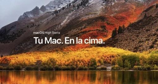 IMG macos high sierra10 13 3 top