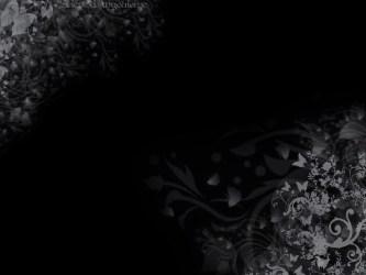 Cute Vintage Iphone Wallpapers Tumblr Background Vintage Flower Black #1063549 HD Wallpaper & Backgrounds Download