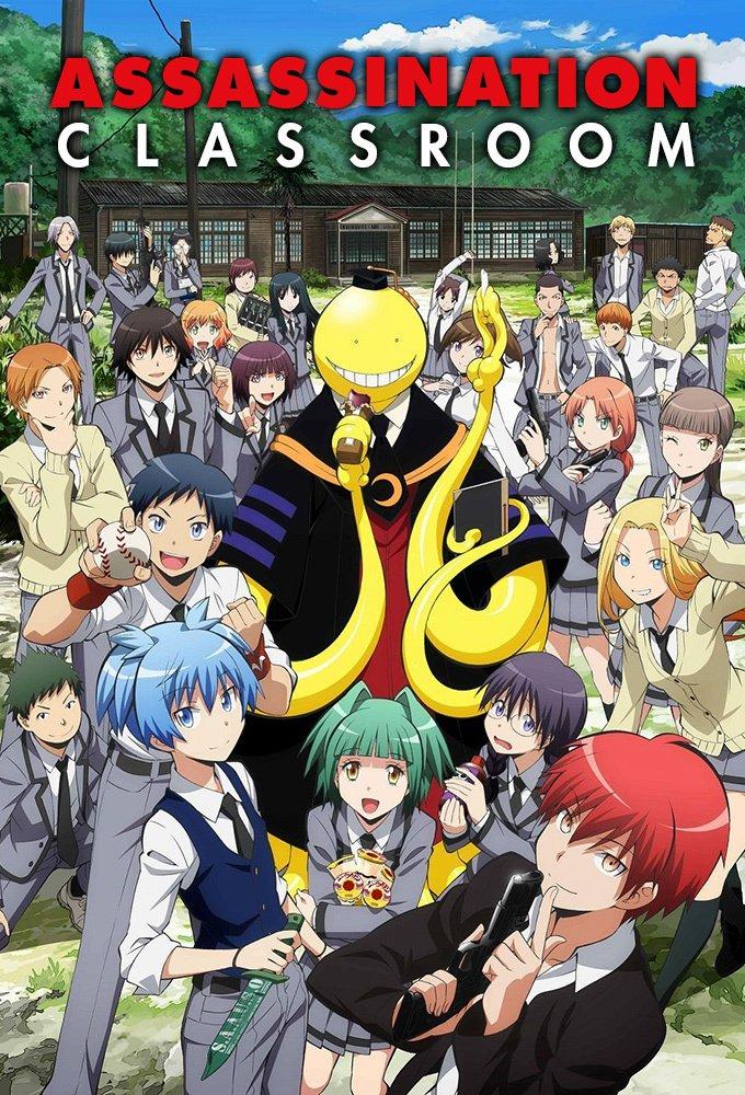 Ansatsu Kyoushitsu Season 2 Sub Indo Streaming : ansatsu, kyoushitsu, season, streaming, Download, Anime, Assassination, Classroom, Animeku