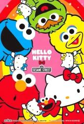 Sesame Street Wallpaper Hello Kitty Sesame Street Sesame Sesame Street Hello Kitty #2021048 HD Wallpaper & Backgrounds Download