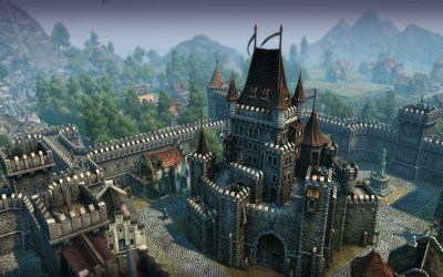 Medieval Castle Wallpaper Photo Medieval Castle #2049824 HD Wallpaper & Backgrounds Download