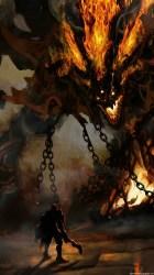 Firefighting Wallpapers Dark Fantasy Wallpaper For Phone #2074684 HD Wallpaper & Backgrounds Download