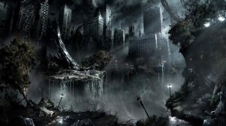 Dark Fantasy Wallpaper