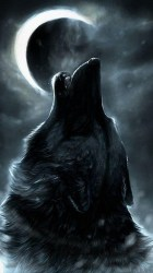Cool Wolf Iphone X Wallpaper Hd With High resolution Iphone Wolf Wallpaper Hd #3230869 HD Wallpaper & Backgrounds Download