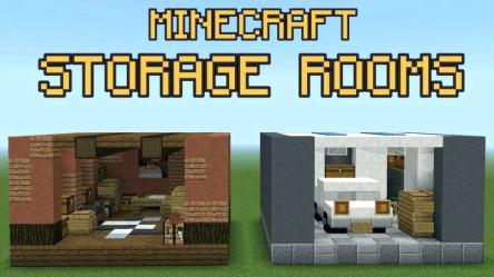Minecraft Bedroom Design Bedrooms Storage Room Ideas Modern Storage Room Minecraft #455693 HD Wallpaper & Backgrounds Download