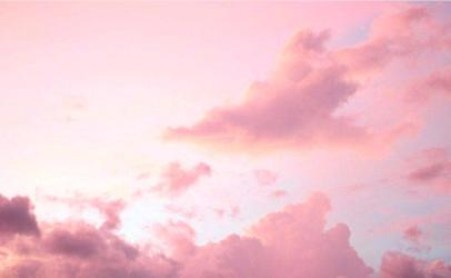 aesthetic pink sky itl cat hd backgrounds
