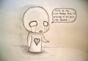 drawings emo easy drawing cartoon cartoons sad muffins universe itl cliparts cat deviantart backgrounds quotes getdrawings help