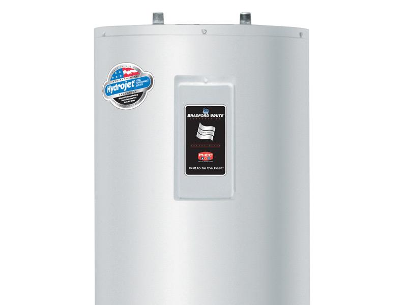 Electric Water Heater Installation Facias