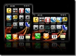 Photo of iPhone Theme / Skin für Windows Mobile