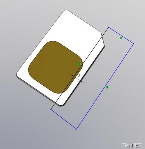 Sim Karte Auf Nano Schneiden.Normale Sim Karte Auf Micro Sim Zuschneiden