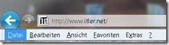 Photo of Internet Explorer 9 – Menüleiste ständig einblenden