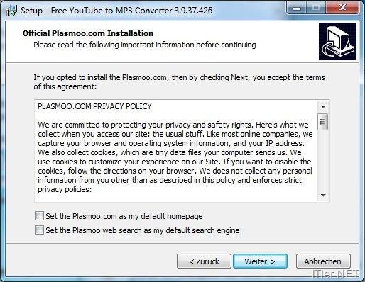 Youtube Videos als MP3 runterladen