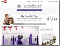 Photo of Live Stream – Hochzeit William und Kate
