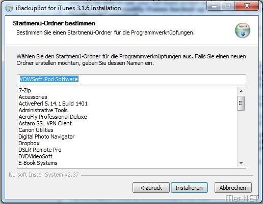 iPhone / iPod und iPad Registry auch ohne Jailbreak bearbeiten