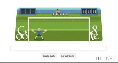 Photo of Google Doodle – Fußball