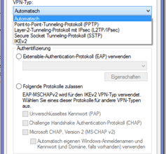 Photo of Windows 8 – VPN Verbindung einrichten