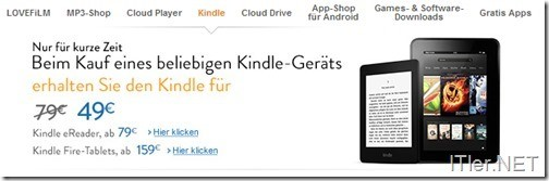 Kindle-Rabatt-Aktion