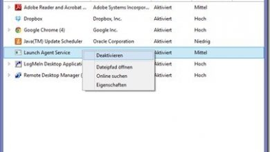 Photo of Windows 8 – Programme im Autostart verwalten