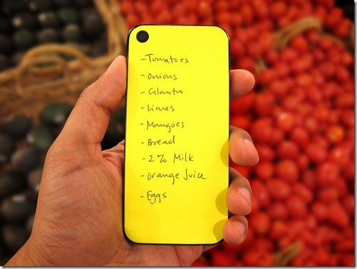Post-Its-iPhone