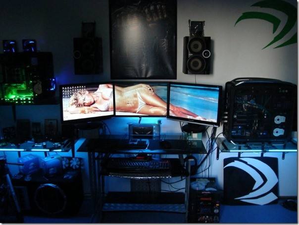 Photo of Ein hübsches Gamer Setup