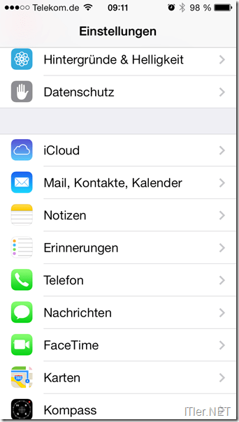 Photo of GMX IMAP Account am iPad oder iPhone einrichten