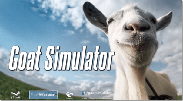 Photo of Goat Simulator – Battlefield und Call of Duty sind out!