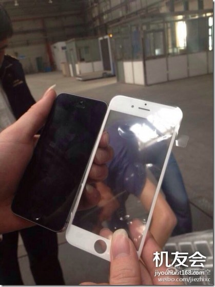 Photo of Ist dies die neue iPhone 6 Front?