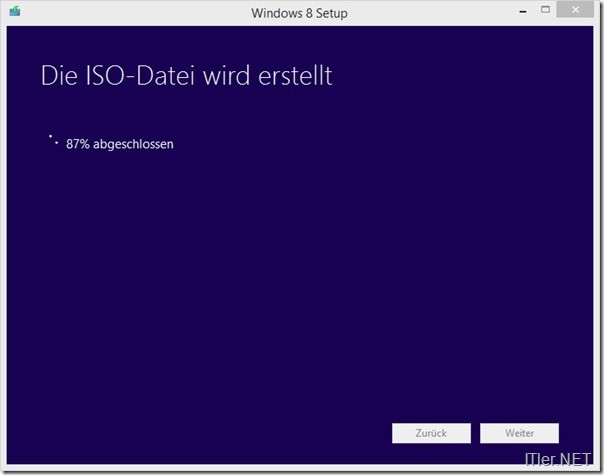 Windows 8 - Windows 8-1 ISO File oder USB Stick Installation herunter laden (10)